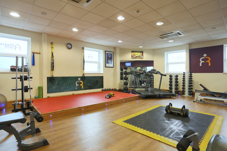 The Fitness Rooms